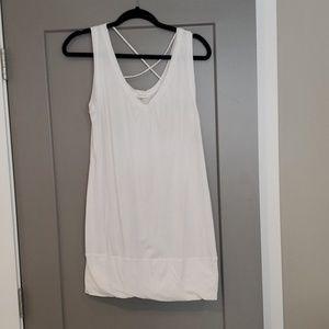Tee shirt dress/beach cover up